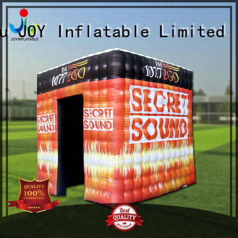house best cloth JOY inflatable Brand Inflatable cube tent supplier