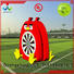 funny dart inflatable games wrecking JOY inflatable Brand company