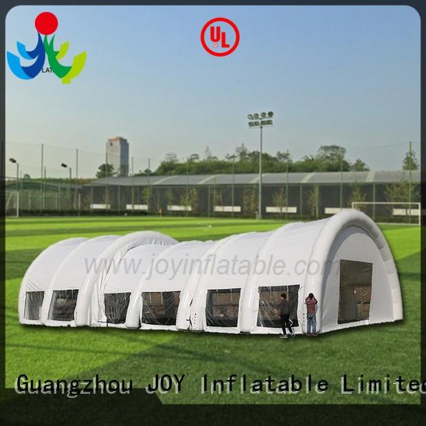 Quality JOY inflatable Brand buildings waterproof inflatable giant tent