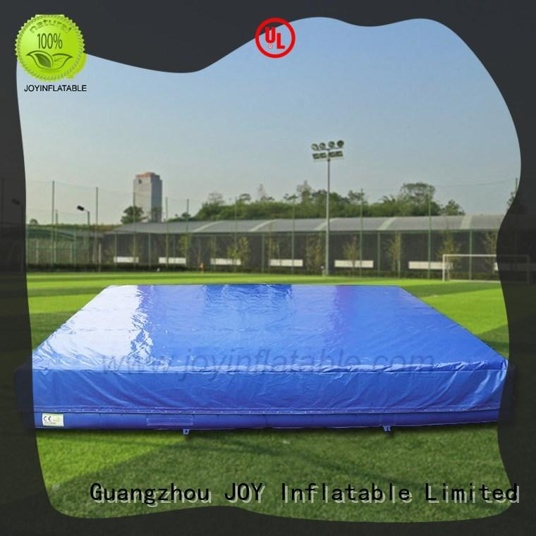 JOY inflatable stunt trampoline