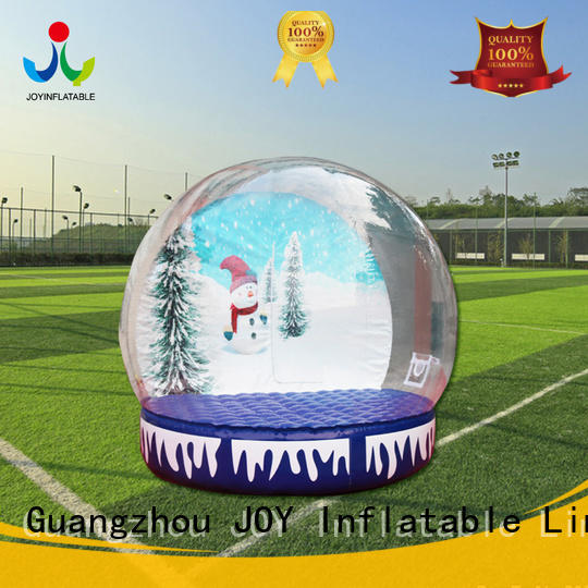 JOY inflatable advertising tent manufacturers customized for children