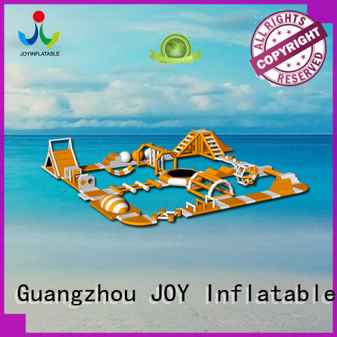 blow floating playground factory for children