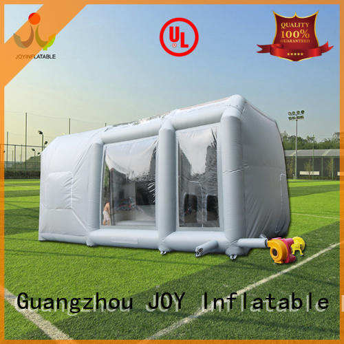 new top selling popular hot sale inflatable spray tent JOY inflatable
