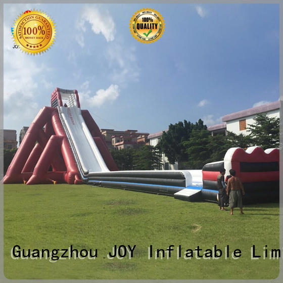 kids inflatable water slide yacht trendy JOY inflatable Brand