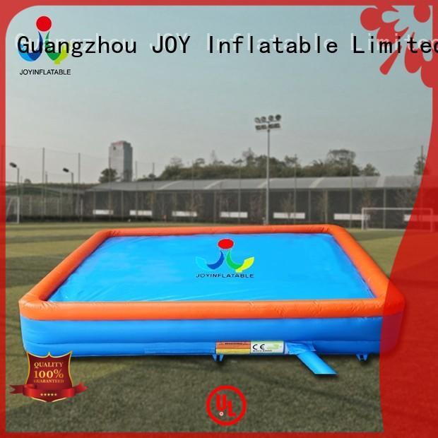 JOY inflatable Brand safety bike mattress professional bag jump