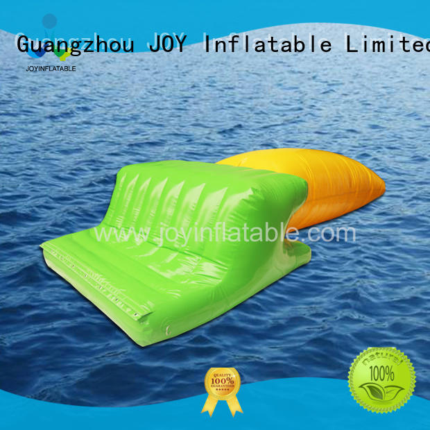 JOY inflatable action blow up trampoline wholesale for child