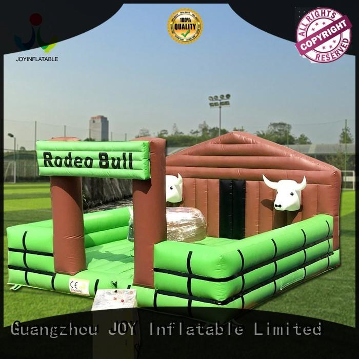 inflatable football game rodeo for children JOY inflatable