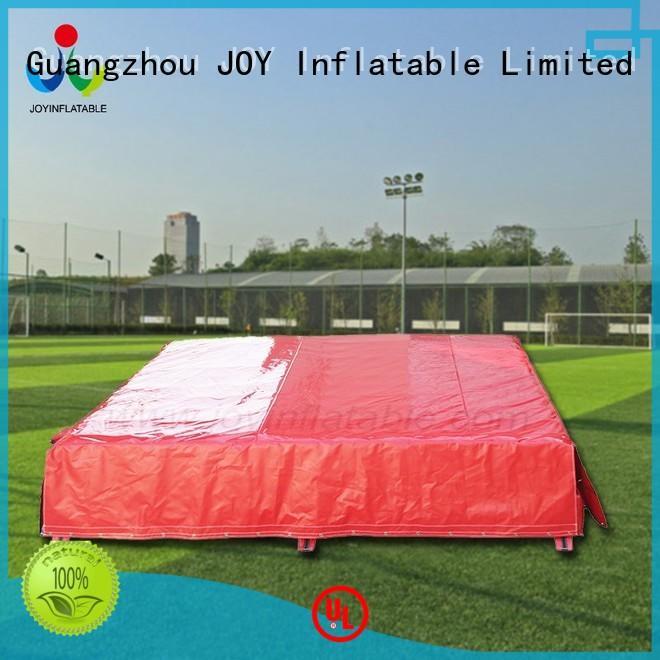 stunt bag inflatable crash pad trampoline JOY inflatable company