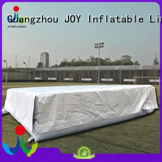 JOY inflatable park action sports trampoline mat customized for child