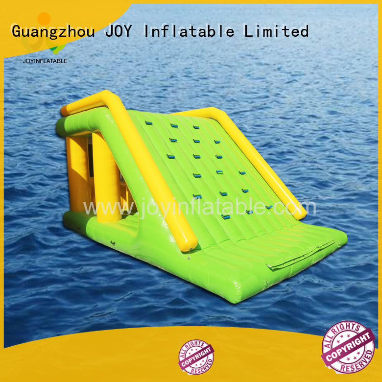 trampoline commercial inflatable water park wholesale for children JOY inflatable