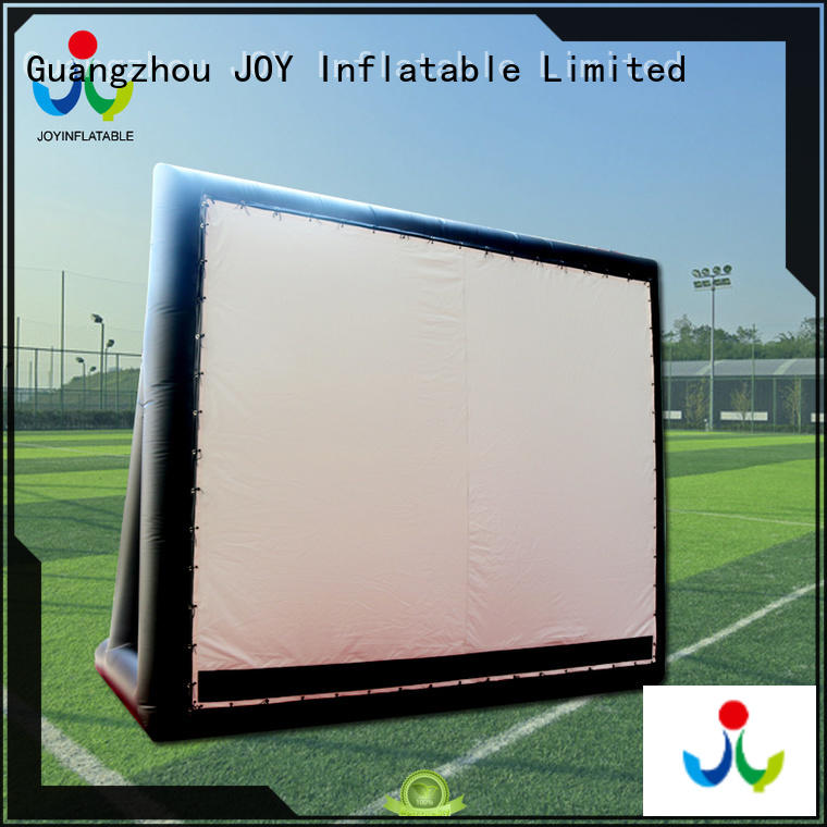 freefall inflatable movie screen from China for child