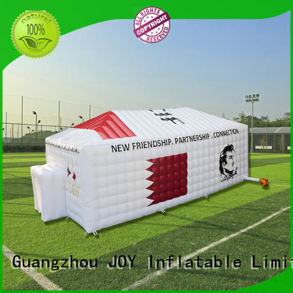 JOY inflatable blow up marquee factory price for kids