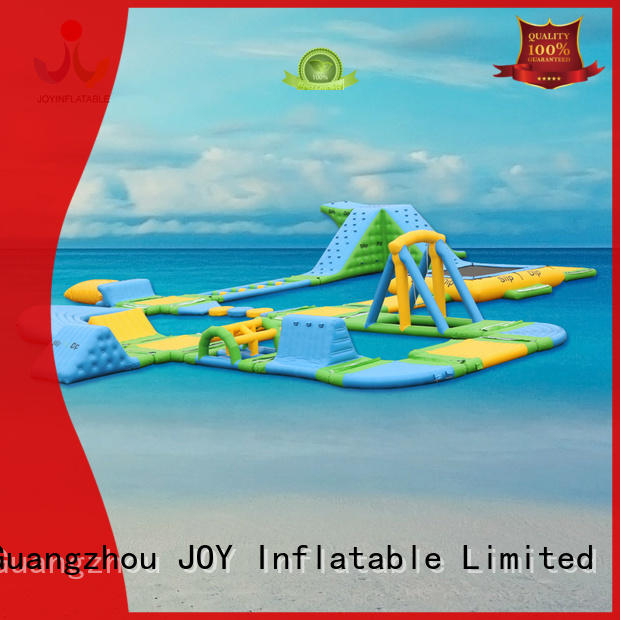 JOY inflatable jumping inflatable water trampoline with good price for outdoor
