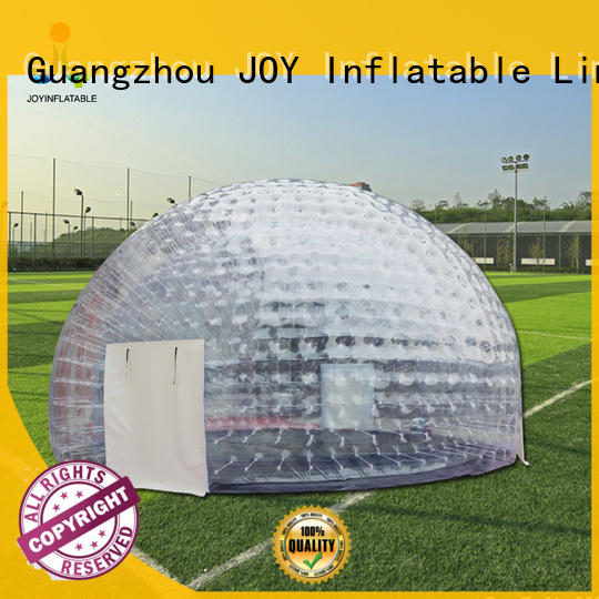 display blow up dome directly sale for children
