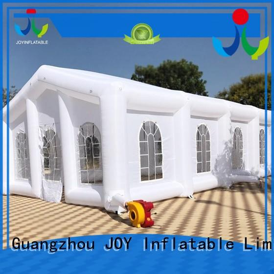 JOY inflatable sports Inflatable cube tent personalized for outdoor