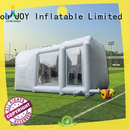 JOY inflatable booth inflatable paint booth tent customized for child