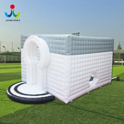 JOY inflatable fireproof inflatable cube marquee house for children