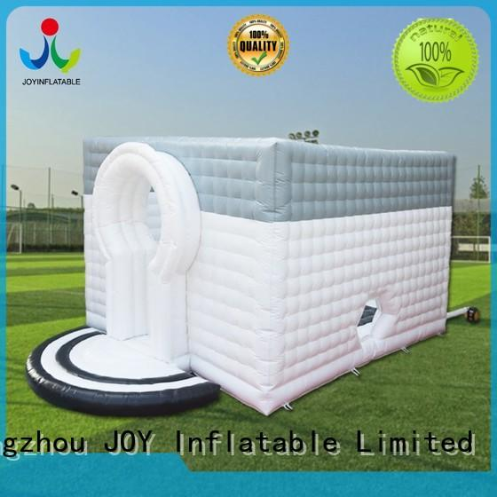 JOY inflatable Brand large beam Inflatable cube tent manufacture