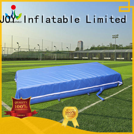 JOY inflatable stunt mats cheap manufacturer for children