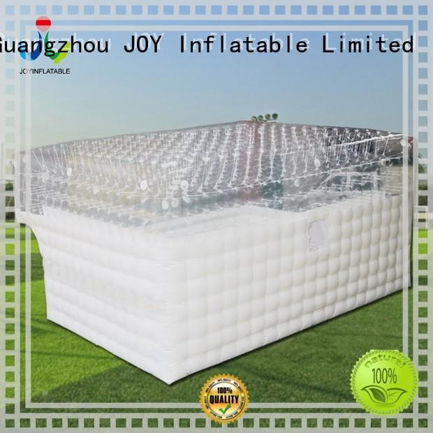 1175 hot sale JOY inflatable Brand Inflatable cube tent