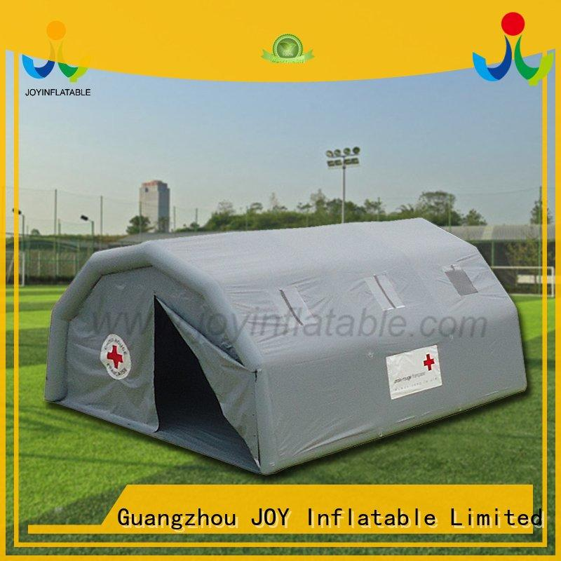 JOY inflatable military army medical tent inquire now for children
