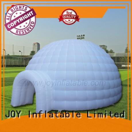 JOY inflatable igloo blow up tent directly sale for kids