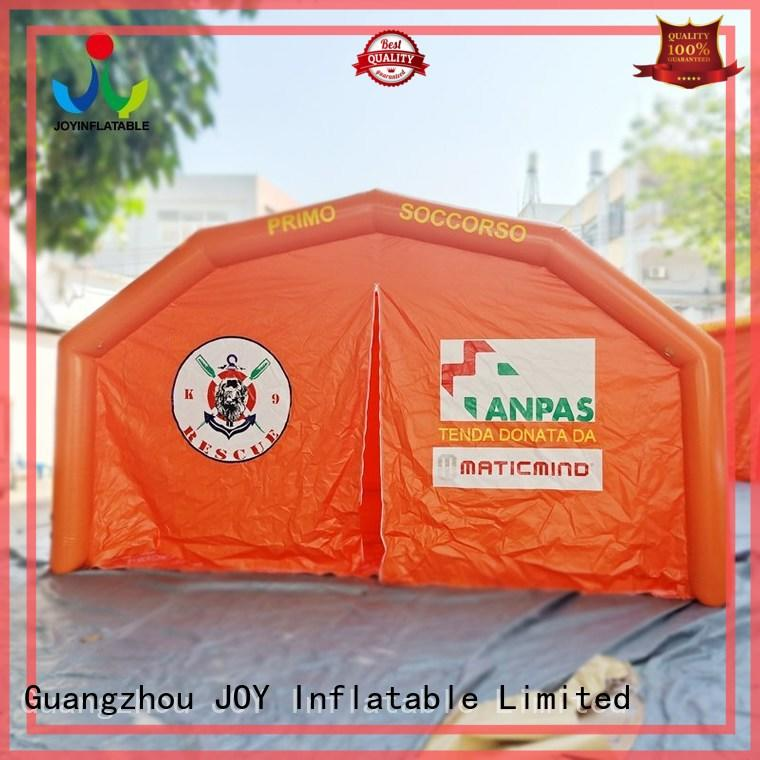pvc popular inflatable medical tent military JOY inflatable Brand