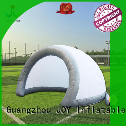 spider inflatable dome tent directly sale for kids