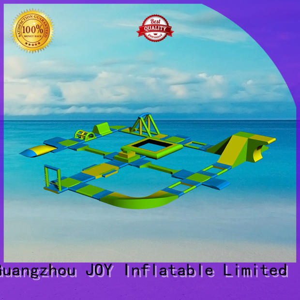 JOY inflatable Brand top selling trendy inflatable water park for adults