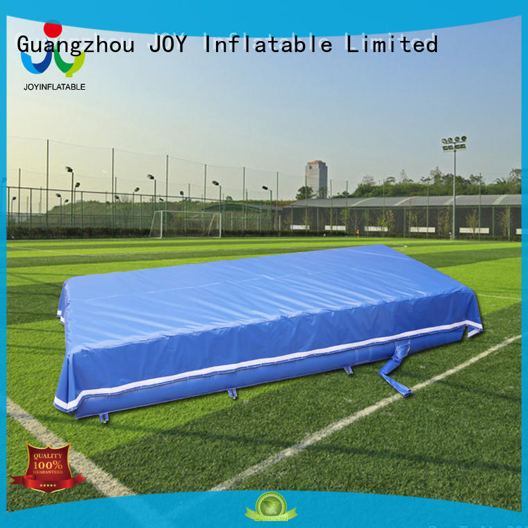 JOY inflatable mountain stunt airbag for sale manufacturer for kids