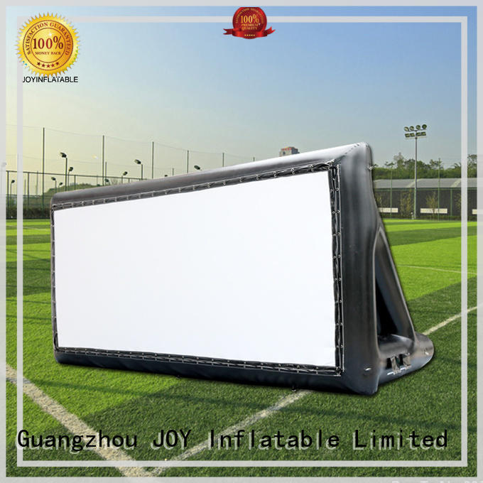 JOY inflatable inflatable movie screen series for kids
