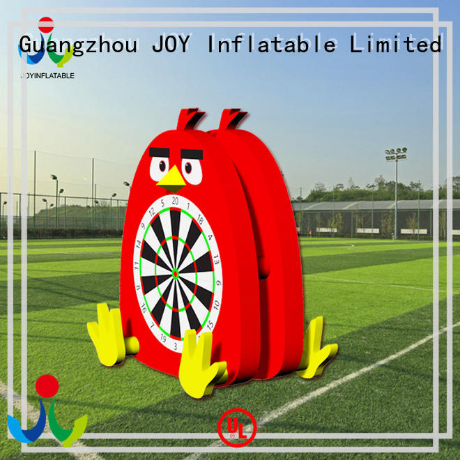 JOY inflatable mechanical bull riding customized for outdoor