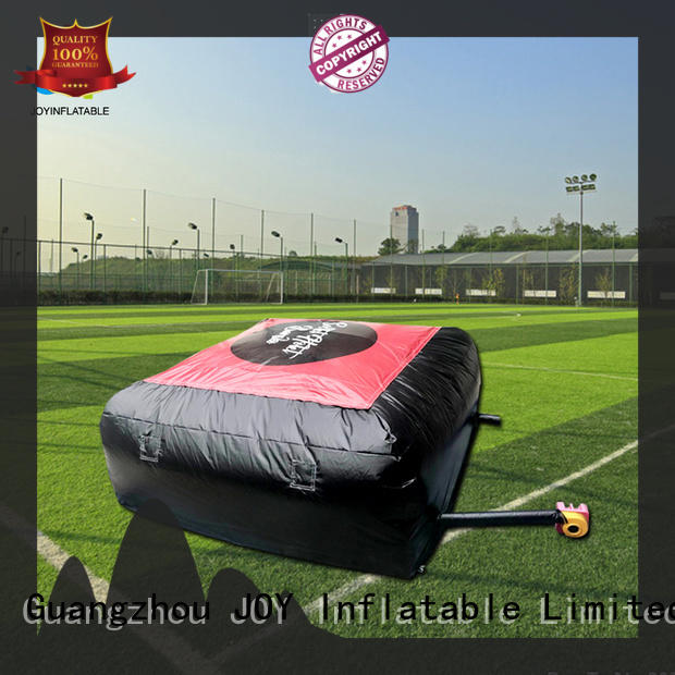 JOY inflatable gymnastics inflatable landing pad for children