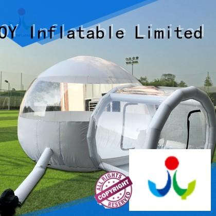 JOY inflatable blow up bubble tent design for outdoor