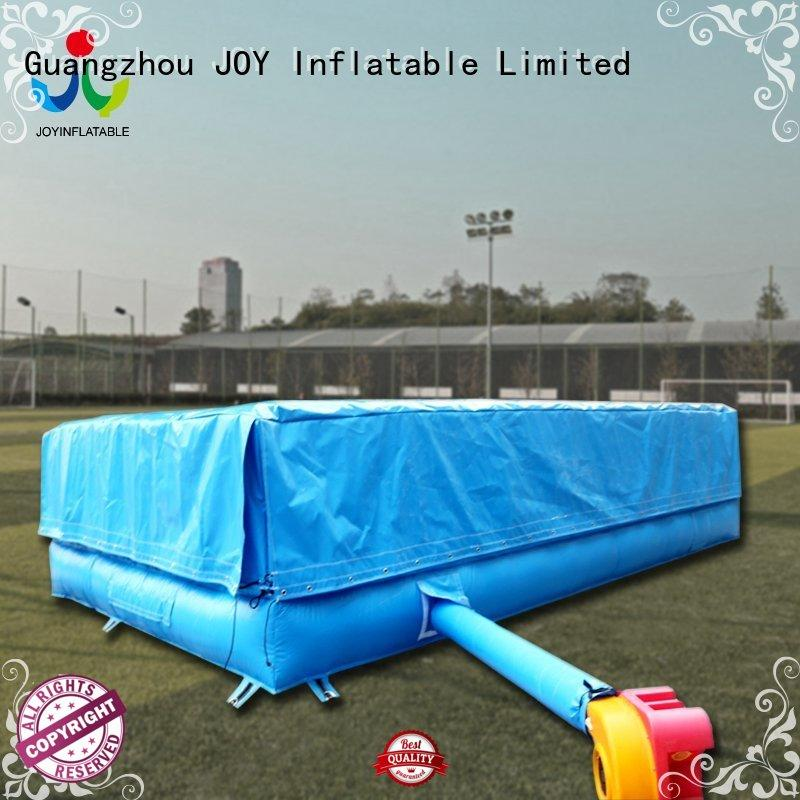 hot selling high quality bag jump mattress JOY inflatable Brand company
