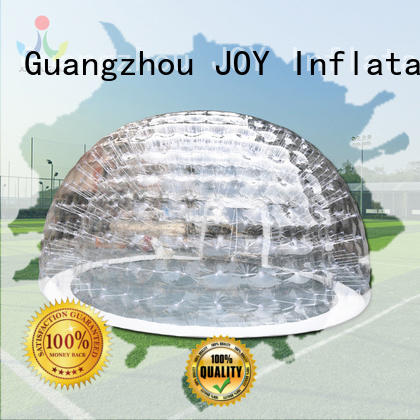 JOY inflatable Brand double new custom inflatable tent manufacturers