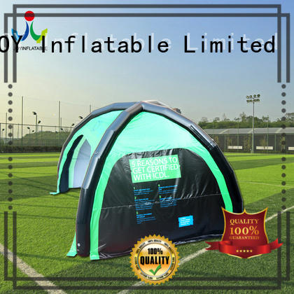 roof advertising JOY inflatable Brand advertising tent