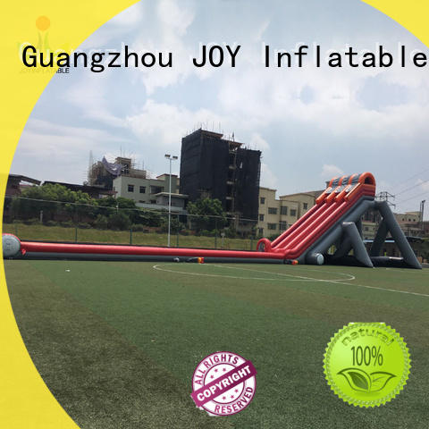 JOY inflatable blow up slip n slide from China for kids