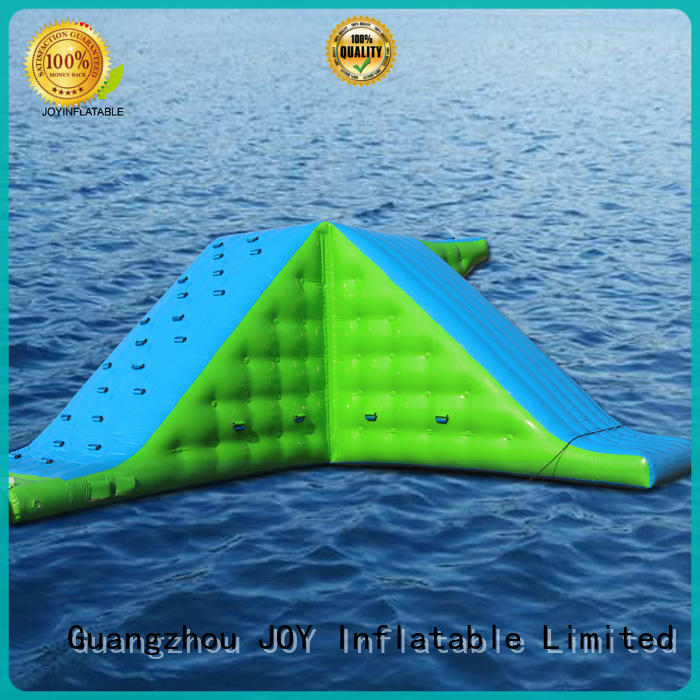 JOY inflatable floating water park supplier for children