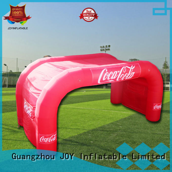 advertising tent sale lawn JOY inflatable Brand Inflatable advertising tent