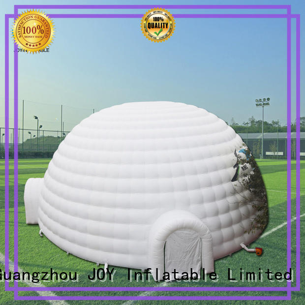 advertising inflatable igloo for sale personalized for child