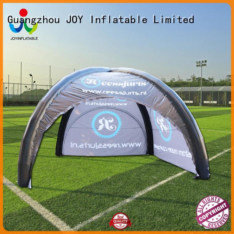 building inflatable exhibition tent design for children