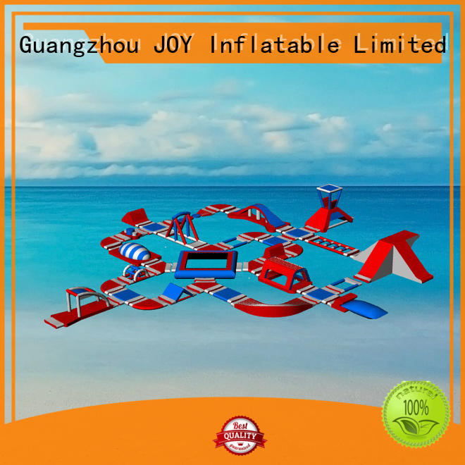 jumping water inflatables for sale factory for outdoor JOY inflatable