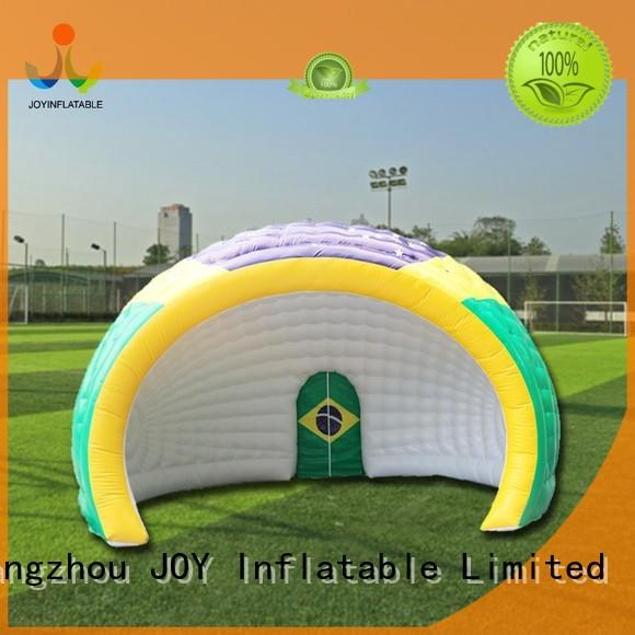 pvc portable inflatable tent manufacturers snow tent JOY inflatable Brand