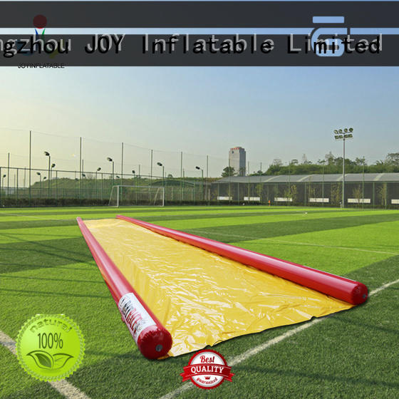 JOY inflatable inflatable slip and slide directly sale for outdoor