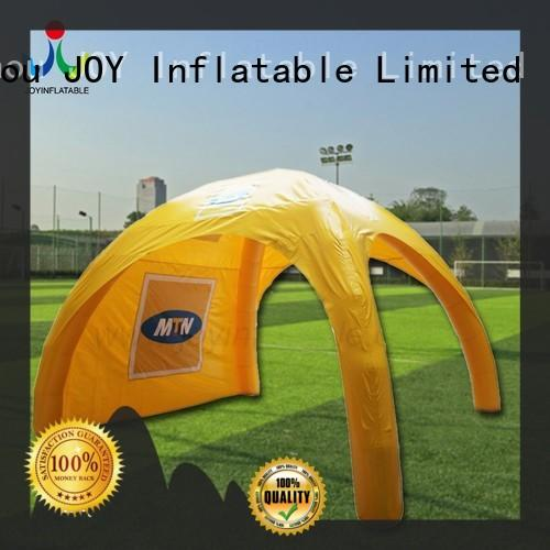 tunnel advertising tent promotional for child JOY inflatable