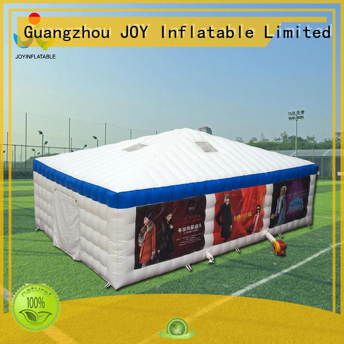 advertising house JOY inflatable Brand inflatable marquee for sale