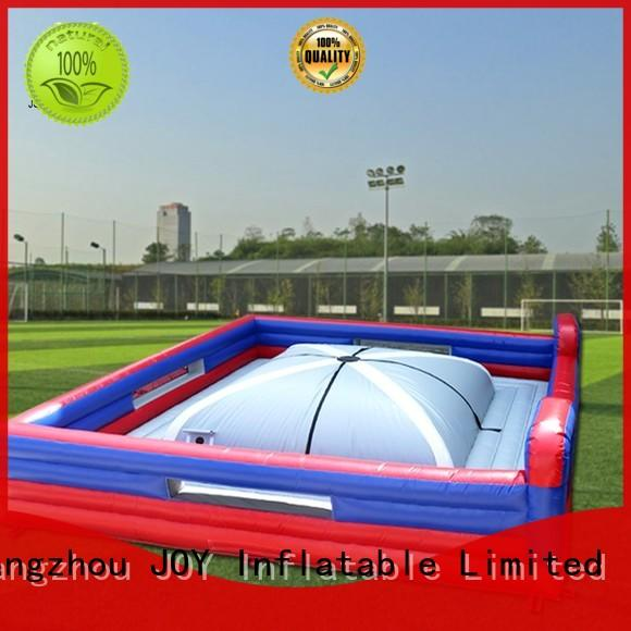 mountain inflatable jump pad directly sale for child