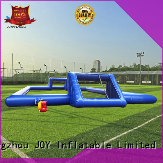 mattress field inflatable games ride outdoor JOY inflatable company
