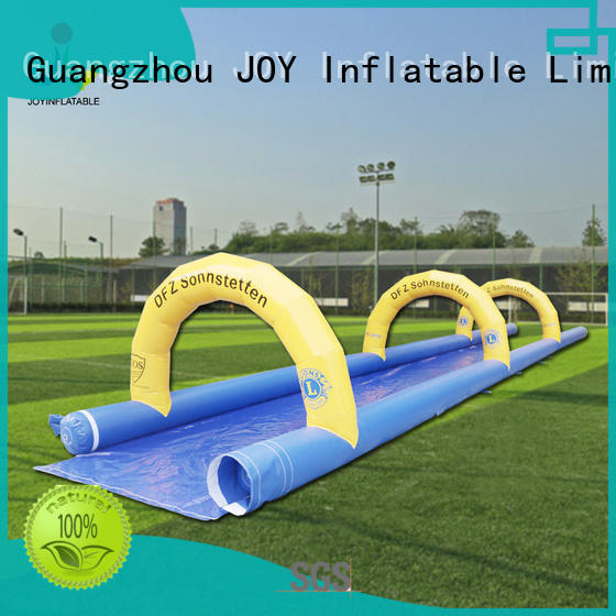 JOY inflatable blow up slip n slide series for outdoor